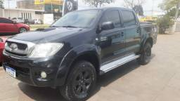 Toyota Hilux Sr Cabine Dupla ano 2009 - cambio Manual impecável