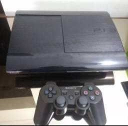 PS3 Super slim (SEMI - NOVO)