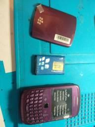 Blackberry curve 8520 novo na caixa