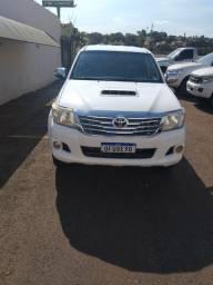 Toyota Hilux SRV D4D - Estudo trocas!!