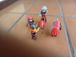 Playmobil cavaleiros do dragão