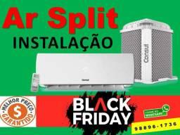 Refrigeração Ar Condicionado Split em Caxias(menor preço)