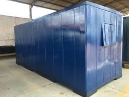 Container de fibra