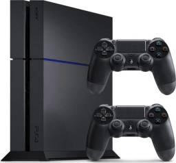 Troco PS4 FaT por Pc gamer, dependendo sou uma volta