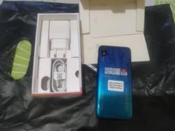 Vendo redmi 7a 32 GB Novo com todos os acessórios