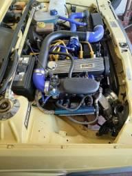 Saveiro legalizada turbo e suspensão