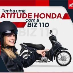 Motos Honda promoção *