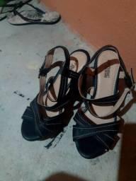 Sapato alto Cromic femme