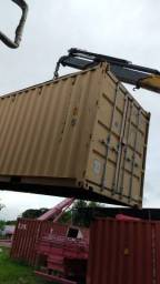 Container de procedência