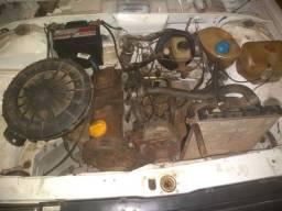 Saveiro 94, Motor AP 1,8 Gasolina