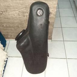 Case e bag pra saxofone tenor usado