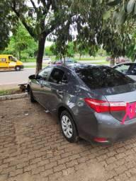 Vendo Corolla GLI 18 V ano 2016/2017