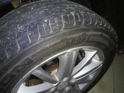 Troco polo sedan completo emplacado 1.6 em camionete L200