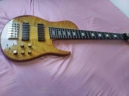 Baixo Dmark Omega 6 cordas .!!! (Lakland,Fender,Sire, Warwick, Musicman)