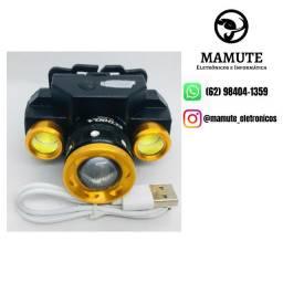 Lanterna Led Cabeça EC-6096 Ecooda