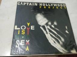 Título do anúncio: Vinil Captain Hollywood Project