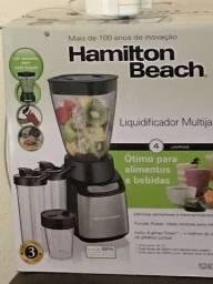 Hamilton Beach ... Liquidificador multijarras