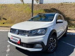 Título do anúncio: VW Saveiro Cross 1.6 CD 2017 Completo