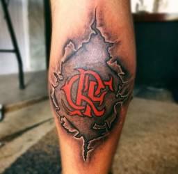 R$:50 reais.  tatoo para estudo