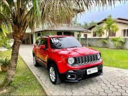 Título do anúncio: Jeep Renegade Longitude 1.8 16V