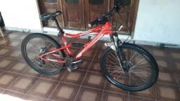 Bicicleta/Bike Trust dominoes Full Suspension