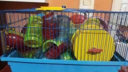 Título do anúncio: Gaiolas Hamster ( preço desapego)