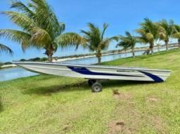 Barco Calaça Flash Bass