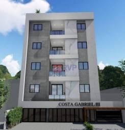 Apartamento com 3 dormitórios à venda por R$ 269.000,00 - Recanto da Mata - Juiz de Fora/M