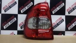 Lanterna Traseira Corsa Sedan Classic 2000/2006 Bicolor