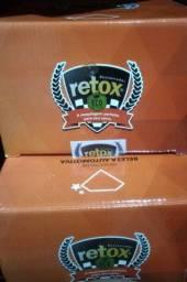 Retox para limpeza automotiva ecológica.