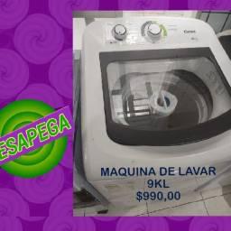 Máquina de lavar vendedora nycoli