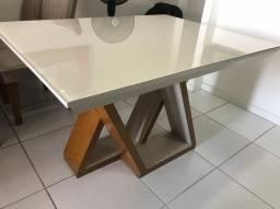 Mesa de jantar alto padrão