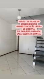 Título do anúncio: Village na Conceição no condomínio Rio Subae