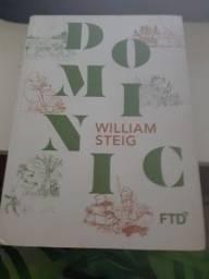 Título do anúncio: Livro do dominic e  william
