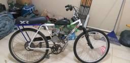 Vendo  bicicleta motorizada  com nota fiscal