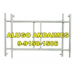 Título do anúncio: Alugo Andaime Ligue 9- *