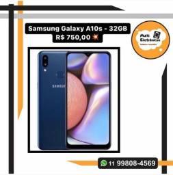 Samsung Galaxy A10s - 32GB Produto Novo Lacrado Na Caixa - Com Garantia e Nota Fiscal