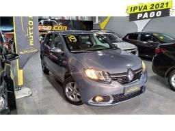 Título do anúncio: Renault Sandero 2019 1.0 12v sce flex vibe manual