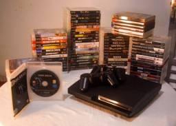 Título do anúncio: Playstation 3 de Colecionador