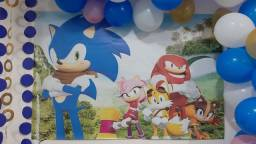 Painel Sonic