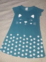Vestido de gatinho