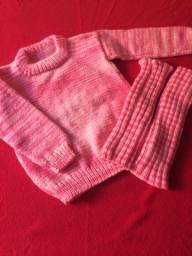 Blusão de lã lindo ! Novo 70 reais