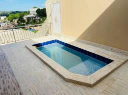 Novo Aleixo com 3 dormitórios e piscina