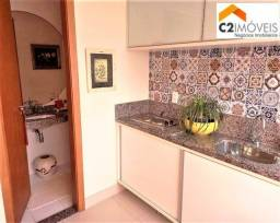 Título do anúncio: Apartamento decorado, 2/4 (ambos suítes) com gabinete, na Pituba, Salvador