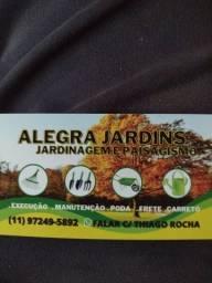 Alegra Jardins  Jardinagem e Paisagismo.