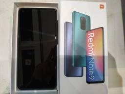 Redmi Note 9 - 128gb, Novo