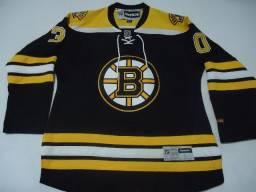 Título do anúncio: Nhl - Camisa Do Boston Bruins - Tam Large - Original - Nova