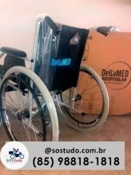 Título do anúncio: cadeira de rodas dellamed d100  *