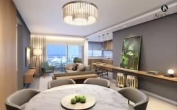 Apartamento à venda com 3 dormitórios em Balneário, Florianópolis cod:2612