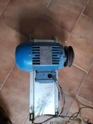 Motor gaiola 0,65 CV 220/380